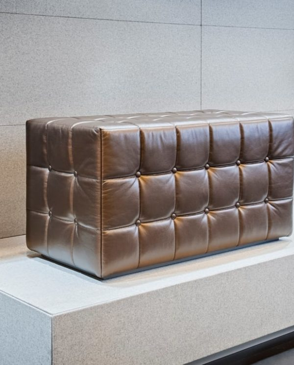 Außergewöhnliche Sitzbank