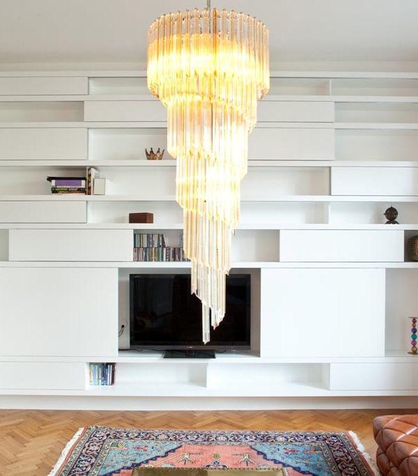 Bücherregal 04