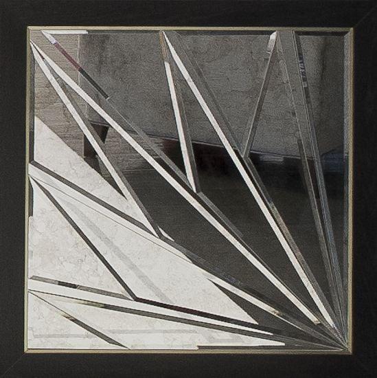 Oberfläche Glas