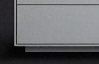 Highboard-Sockelplatte-Detail