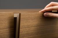 Lowboard-Front-Fronten-Detail