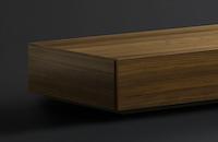 Lowboard-Sockelplatte-Detail